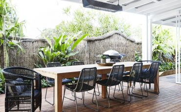 Tropical escape in the heart of Byron Bay