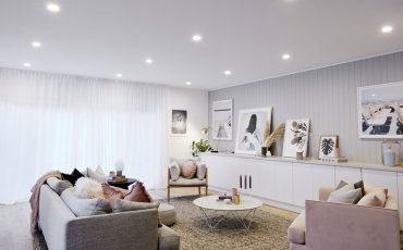 Lighting design for the perfect family home