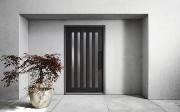 Corinthian extends its Blonde Oak entrance door range with new on-trend designs