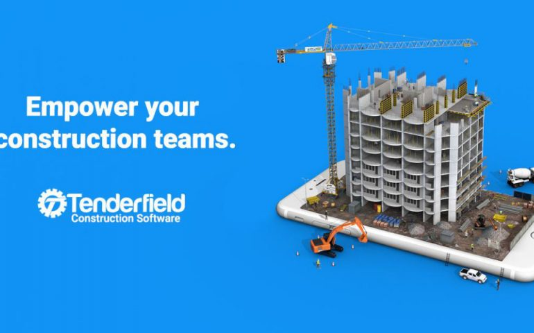Latest construction management tools from Tenderfield - Get