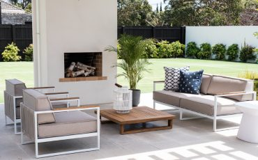 Enhancing your outdoor room
