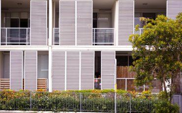 sydney house stock image
