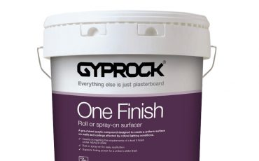 CSR Gyprock launches One Finish