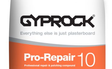 CSR Gyprock launches Pro-Repair 10