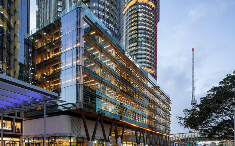 Property Council of Australia - International House Sydney - NSW Development of the Year 2019