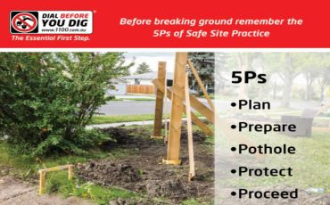 The Five Ps of Safe Site Practice