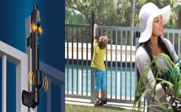 Innovation in child-safe gate hardware