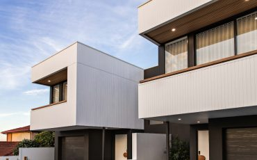 Weathertex launches Weathergroove 75mm architectural panel