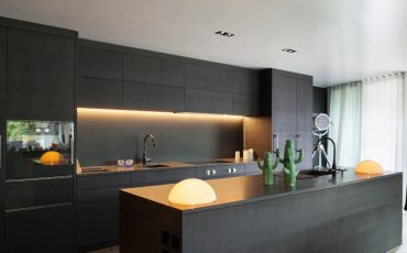 In-home kitchens