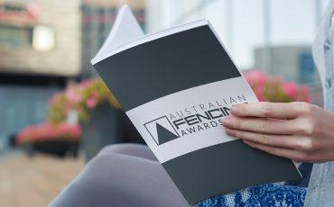 Fencing Awards 2020 digital magazine